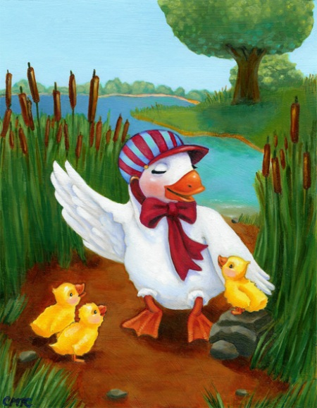 Mother Goose by Candace Camling